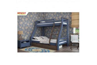 Деревянная Кровать двухъярусная Аляска Mebigrand Украина