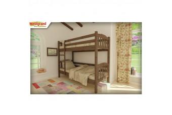 Деревянная Кровать двухъярусная Бай-Бай Mebigrand Украина