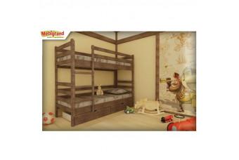 Деревянная Кровать двухъярусная Соня Mebigrand Украина