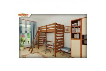 Деревянная Кровать двухъярусная Троя-2 Mebigrand Украина