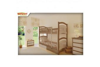 Деревянная Кровать двухъярусная Жасмин Mebigrand Украина