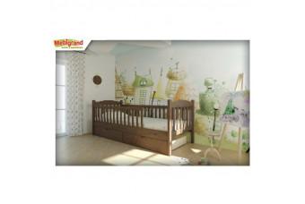 Деревянная Кровать Карина Mebigrand Украина