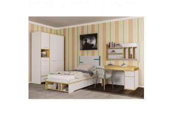 Детская спальня Янгстер (Youngster) Аква Родос