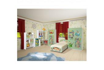 Детская комната Мульти Алфавит Світ меблів