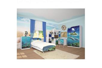 Детская комната Мульти Дельфины Світ меблів