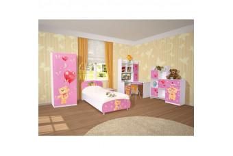 Детская комната Мульти Мишки Світ меблів