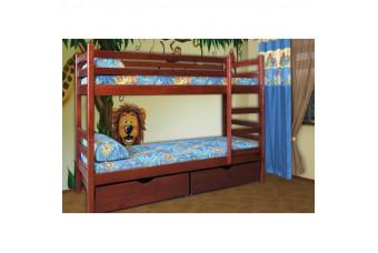 Двухъярусная кровать с ящиками Кенгуру