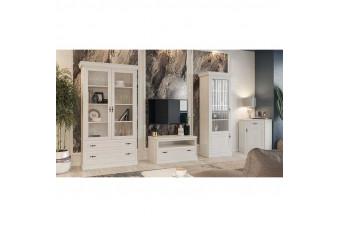 Гостиная Кантри Белая Світ меблів