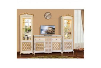 Гостиная Ливорно Белая Світ меблів