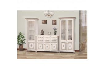 Гостиная Парма Белая Світ меблів