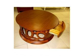 Журнальный столик круглый B380-4 Sedino