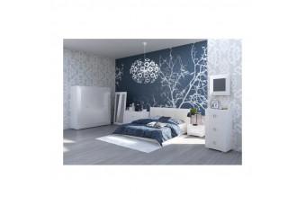 Karat White белый Спальня Аква Родос