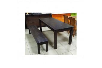 Комплект большой Стол + 2 лавки