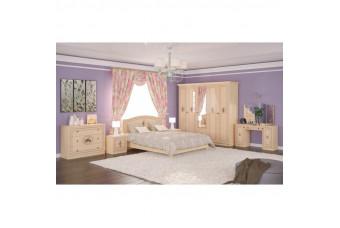 Кровать 160 Флорис Клен