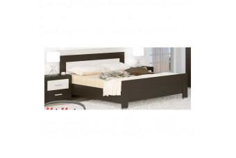 Кровать 160 Квадро Рисинг ельм