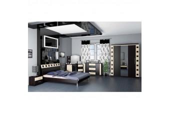 Кровать 160 София Венге