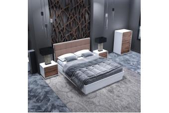 Кровать Астрид 1600 с подъемным механизмом