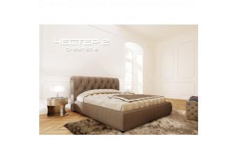 Кровать Честер 2 с под. мех. Николаев