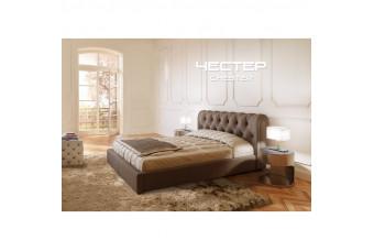Кровать Честер с под. мех. Николаев