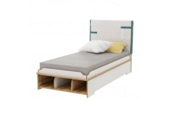 Кровать Янгстер 90 см (Youngster) Аква Родос