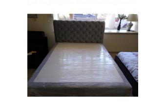 Кровать Лаура-3 с под. мех. и матрасом Николаев