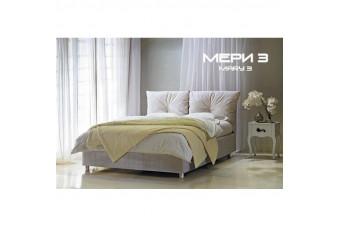 Кровать Мэри 3 с под. мех. Николаев