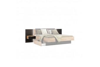 Кровать с мягкой спинкой Luna (Ив. Франковск)