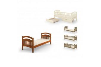 Кровать Жасмин люкс без забора Украина