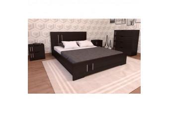 Кровать Зоряна 160 венге южный ТМ НЕМАН