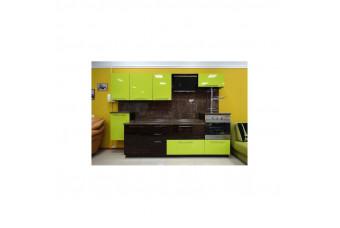 Кухня High Gloss Прямая