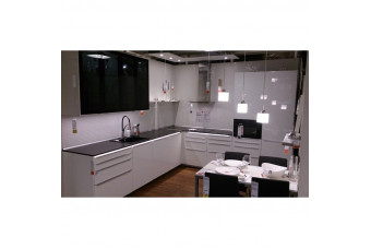 Кухня High Gloss Угловая