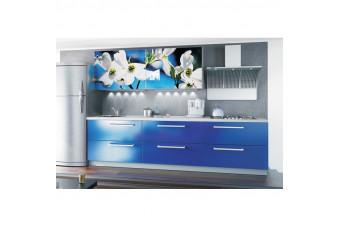 Кухня Mirror Gloss Прямая