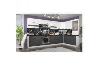 Кухня Мэдисон крашеные фасады Мебель Сервис