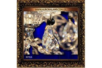 Люстра подвесная 3070/6L (51). Купить люстры в Одессе.
