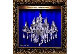 Люстра подвесная 62020/10+5. Купить люстры в Одессе.