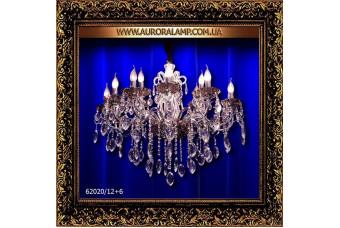 Люстра подвесная 62020/12+6GD. Купить люстры в Одессе.