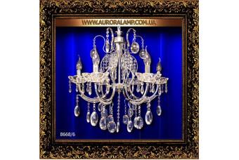 Люстра подвесная 8668/8. Купить люстры в Одессе.