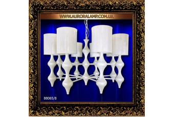 Люстра подвесная 88065/8. Купить люстры в Одессе.