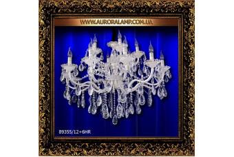 Люстра подвесная 89355/12+6HR. Купить люстры в Одессе.
