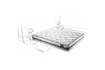 Магнат 3D ультра-кокос Neolux 160х200