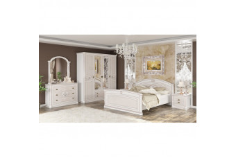 Модульная спальня Алабама Мебель-Сервис