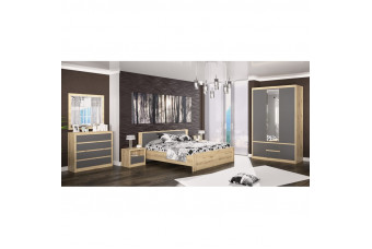 Модульная спальня Доминика Мебель-Сервис