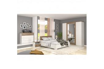 Модульная спальня Маркос Мебель-Сервис