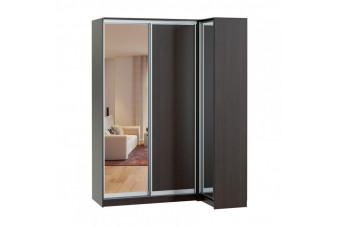 Приставной шкаф-купе Гарант 130х60х220 см.