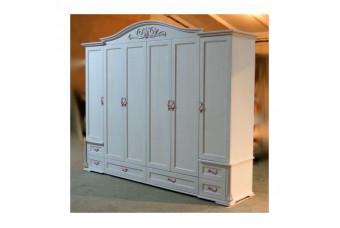 Шкаф 6-х дверный - Фабрика Версаль