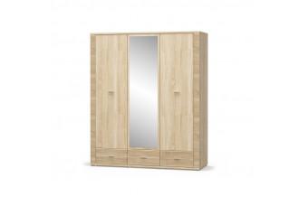 Шкаф 2Д1Дз3Ш Гресс Мебель Сервис