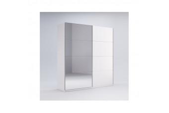 Шкаф Family 1.5 с зеркалами FM-19-WB (Ив. Франковск)