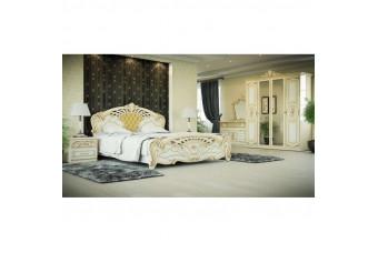 Спальня Кармен новая, люкс Світ меблів