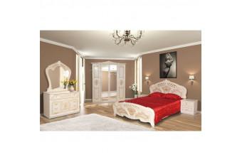 Спальня Кармен новая, пино беж Світ меблів