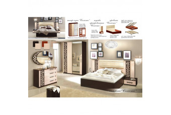 Спальня Селеста Мастер форм